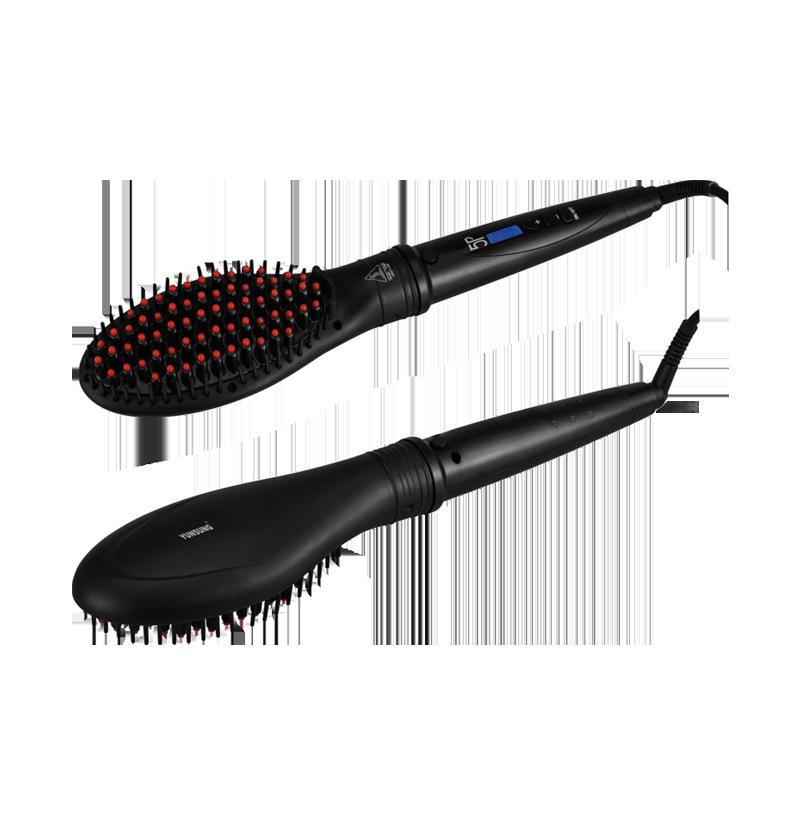 Venta caliente 5 en 1 cepillo de pelo para la plancha de pelo styler
