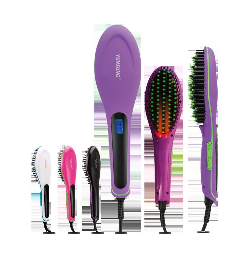 Los mejores productos del cepillo mágico para plancha de pelo.