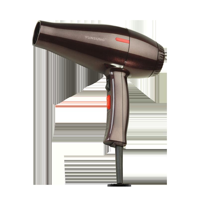 Secador de pelo del soplo del hogar del motor de la CA de la buena calidad
